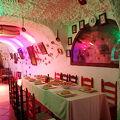 老舗の洞窟フラメンコ
