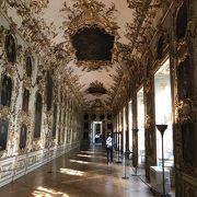 素晴らしい装飾の王宮