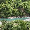 宇奈月駅から徒歩10分弱の静かな温泉宿