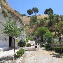 サクロモンテ洞窟博物館