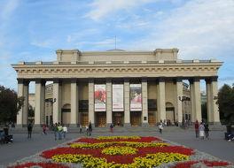 ノヴォシビルスクの国立オペラ バレエ劇場