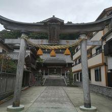 輪島前神社