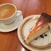 チーズケーキ専門店
