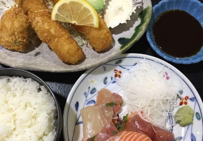 海鮮、梅、みかん