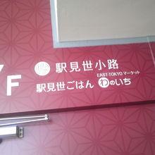 駅見世小路