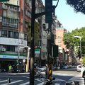 写真:涼州街