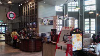 トゥルー コーヒー ラッタナーコシン 歴史展示館1階店