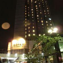 ハイワン ギャラリー ホテル タイチュン
