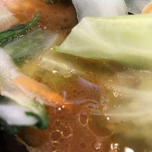 とろりスープ