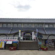 棟方志功の作品が常設で展示 (今泉記念館)