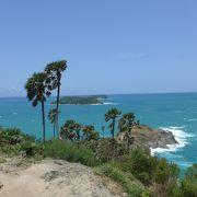 プーケット島の最南端の風光明媚な岬「プロンテープ」に行って来ました!!