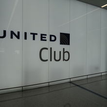 ユナイテッドクラブ (ロサンゼルス国際空港 ターミナル7 71Aゲート)