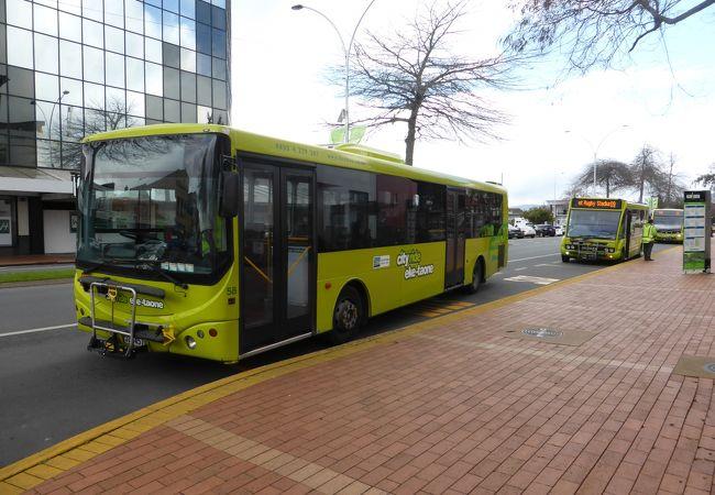 時刻さえ調べておけば、安くて便利なバス