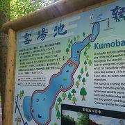 旧軽井沢から徒歩でも