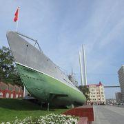 潜水艦の迫力
