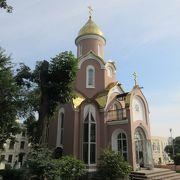 コンパクトな教会