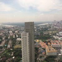 55階からの眺め