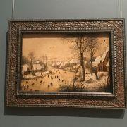 ブリューゲルの絵。