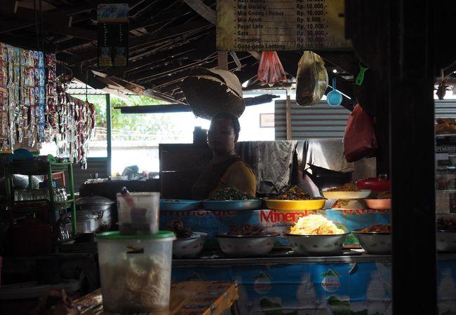 Pasar Tradisional Borobudur (Borobudur Market)