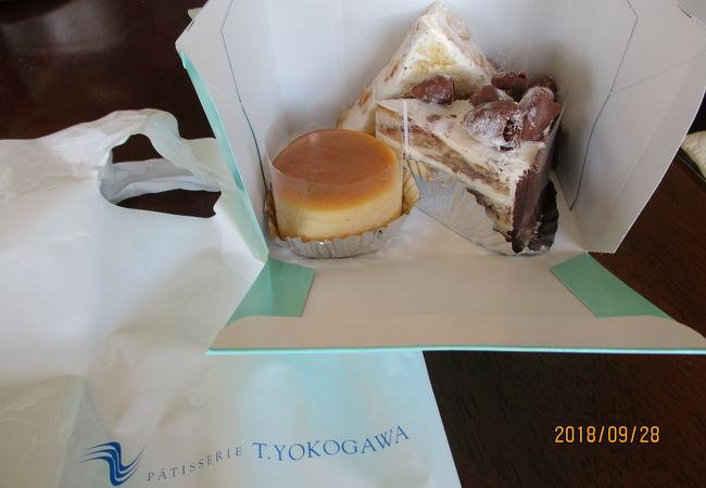 菓子工房 T.YOKOGAWA 和泉中央本店