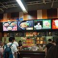 写真:東京ドーム売店