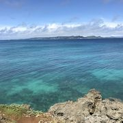 沖縄の原風景が残っています