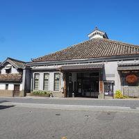 薫長酒蔵資料館