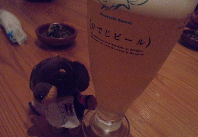 麦酒蔵 hideji 和厨房