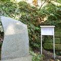 写真:児玉神社 山県有朋の歌碑