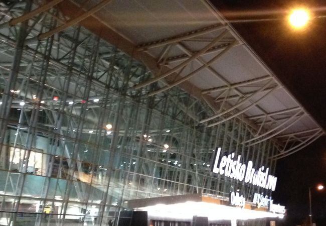 ブラチスラヴァ M.R. シュテファーニク国際空港 (BTS)