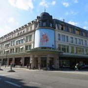 世界最古の百貨店