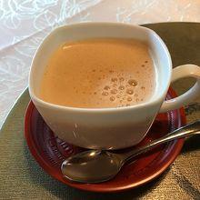 香りよく美味しいコーヒーです。