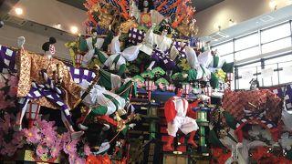 """""""いわて久慈秋祭り""""の 山車の展示が圧巻! 展示後はリサイクルされるそうです。"""