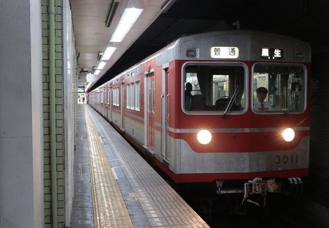 神戸電鉄(神戸高速鉄道) 神戸高速線