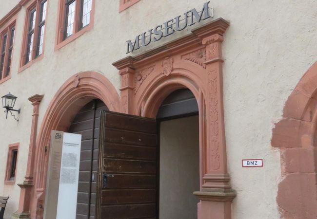 展示物自体は少なめですが、当時の雰囲気が感じられる建物でした
