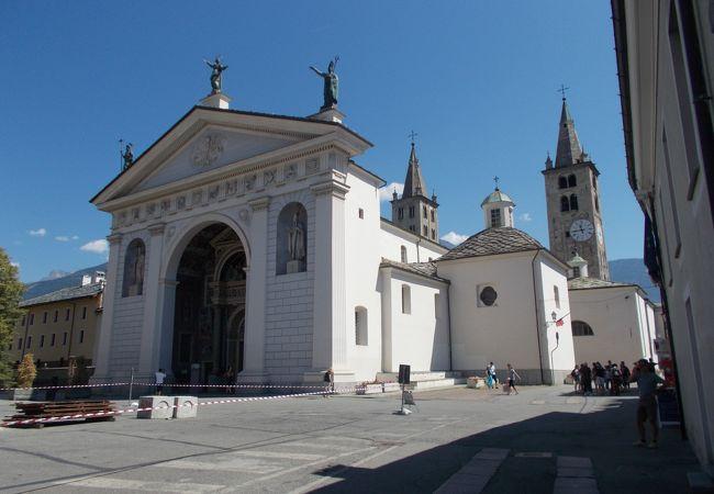 アオスタ大聖堂