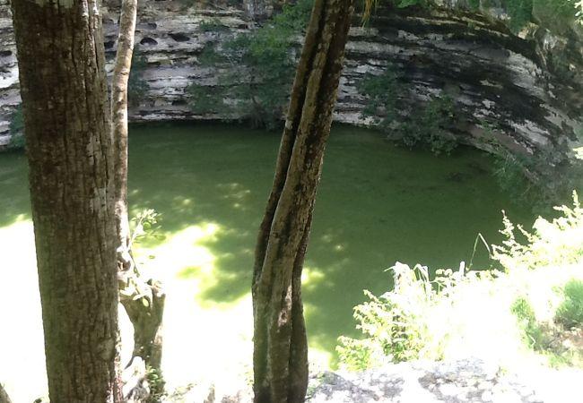 聖なる泉セノテ