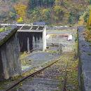 神子畑選鉱場跡