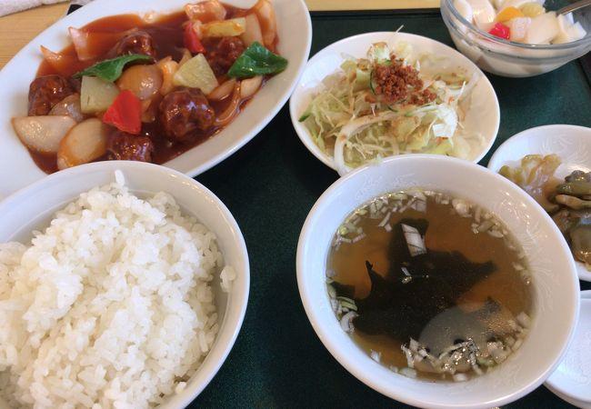 中国料理 東洋 鴨川店