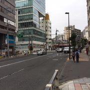 大鳥神社から目黒駅へ