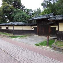 旧武家屋敷