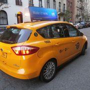 タクシーの料金とチップはクレジットカードで支払うことが可能です!