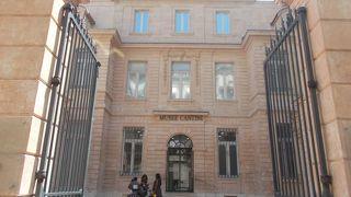 カンチニ美術館