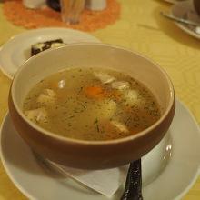 トラディショナル フィッシュ スープ