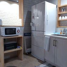 共同スペース、キッチン
