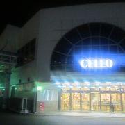 駅直結のショッピングモールです