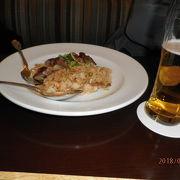 新阪急ホテルのレストラン