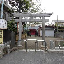 御林稲荷神社