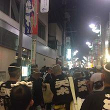 本場徳島に次いで盛り上がる祭り