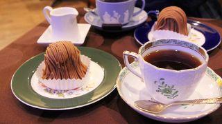 コーヒーハウス 英國亭